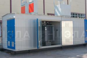 ПКТПК, ПКТПК-35, модульная подстанция, мобильная подстанция, карьерная подстанция